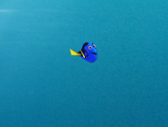 Dory Keeps Swimming