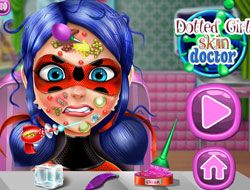 Dotted Girl Skin Doctor