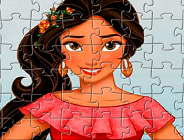 Elena of Avalor Jigsaw