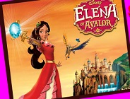 Elena of Avalor Sort My Tiles