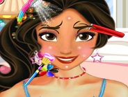 Elena of Avalor Spa Day