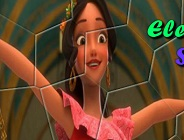 Elena of Avalor Spin Puzzle