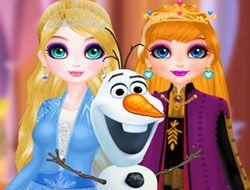 Eliza Dawn of Frost Magic