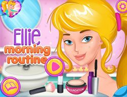 Ellie Morning Routine