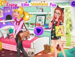 Ellie Weekend Fun