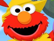 Elmo and the Beanstalk
