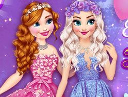 Elsa And Anna Sent To Fairyland