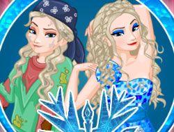Elsa From Homeless To Diva