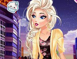 Elsa Mall Mania
