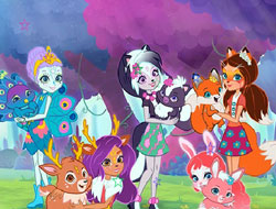 Enchantimals Hidden Stars
