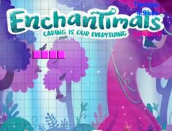 Enchantimals Tetris