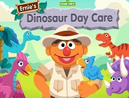 Ernie's Dinosaur Day Care