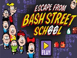 Escape From Bash Street School