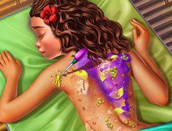 Exotic Princess Back Treatment