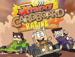 Extreme Cardboard Racing