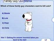 Family Guy Quizmania