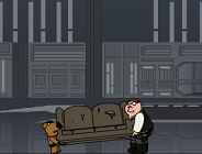 Family Guy Save the Couch