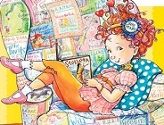 Fancy Nancy Puzzle Mania