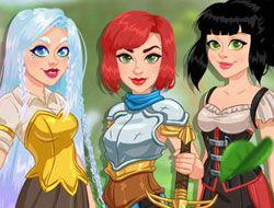 Fantasy RPG Dress Up