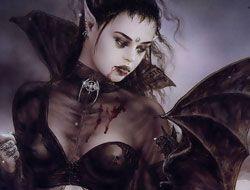 Fantasy Vampire HS