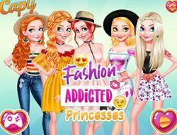 Fashion Addicted Princesses
