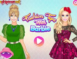 Fashion Tips With Barbie