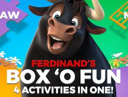 Ferdinand's Box O' Fun