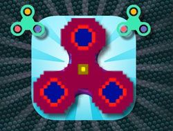 Fidget Spinner Io
