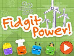 Fidgit Power