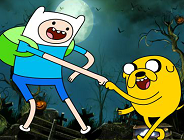 Finn and Jake Adventure Halloween