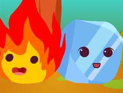 Fireball And Waterball Adventure 4