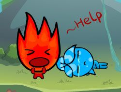 Fireboy and Watergirl Island Survive 2