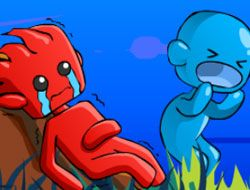 Fireboy and Watergirl Island Survive 4