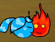 Fireboy and Watergirl Kiss