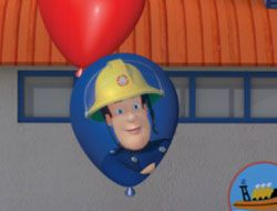 Fireman Sam Balloon Pop