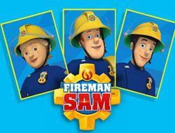 Fireman Sam Matching Pairs