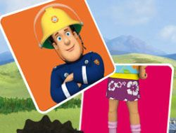 Fireman Sam Mix Up