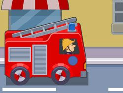 Fireman Sam Road Dash