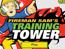 Fireman Sams Training Tower