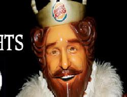 Five Nights at Burger King's