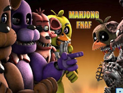 Five Nights at Freddy's Mahjong