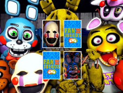 Five Nights at Freddy's Memory