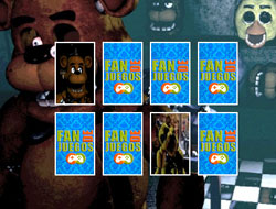 Five Nights at Freddy's Memory Cards