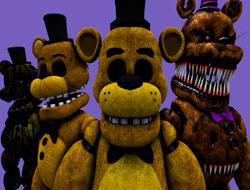 Five Nights at Freddy's Quiz