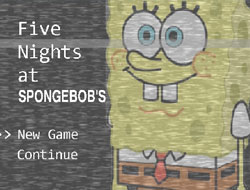 Five Nights at Spongebob's
