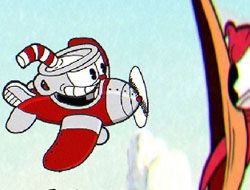 Flappy Cuphead