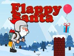 Flappy Santa 2