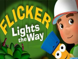 Flicker Lights the Way