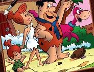 Flintstones Online Coloring Page