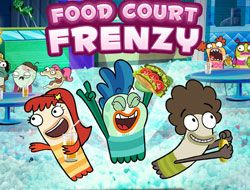 Food Court Frenzy